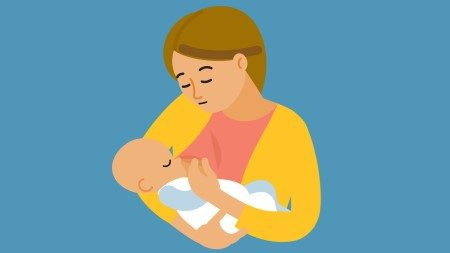 صحة الطفل ، الرضاعة الطبيعية ، الرضاعة الصناعية ، الأم وطفلها