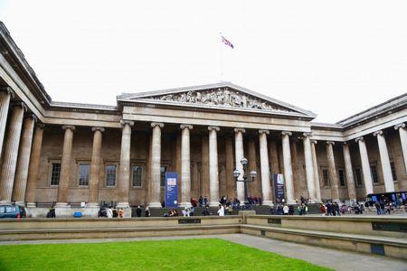 صورة , المتحف البريطاني , لندن , المناطق السياحية