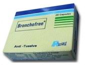 صورة , عبوة , دواء , كبسولات , علاج السعال , برونكوفري , Bronchofree