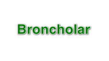 صورة,تصميم,برونشلار , Broncholar
