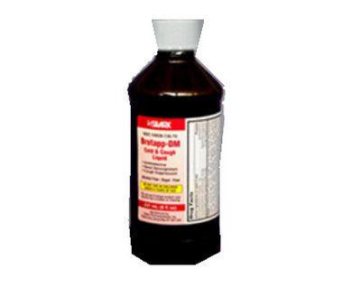 صورة , عبوة , دواء , شراب , لعلاج السعال , بروتاب دي إم , Brotapp DM