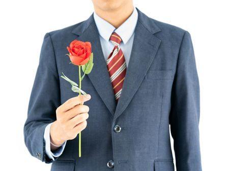 رجل ، العام الجديد ، Businessman ، صورة