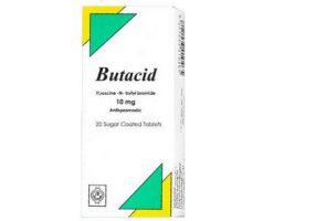 صورة دواء بيوتاسيد , عبوة Butacid