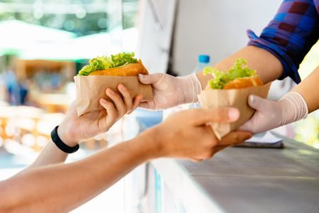 شراء الطعام , تقليل السعرات الحرارية