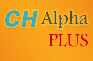 صورة,تصميم, سي إتش ألفا بلس, CH Alpha Plus