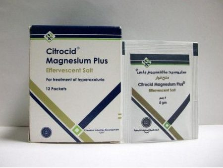 CITROCID MAGNESIUM PLUS