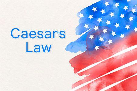 قانون سيزر, Caesar's Law, قانون قيصر