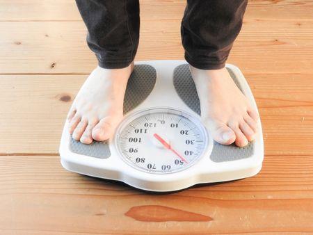 حساب الوزن المثالي ، صورة ، ميزان