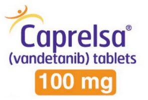 صورة , عبوة , دواء , كابريلسا , Caprelsa