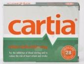 صورة,دواء,علاج, عبوة, كارتيا , Cartia