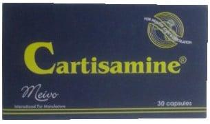 صورة, عبوة, كارتيزامين, Cartisamine