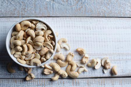 الكاجو، الكوليسترول الجيد ، الكوليسترول الضار, Cashew nuts , صورة