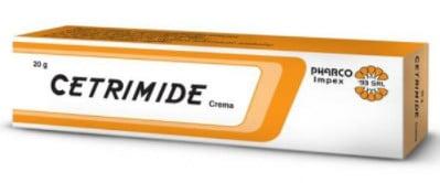 صورة,دواء,علاج,كريم, عبوة, ستريميد , Cetrimide