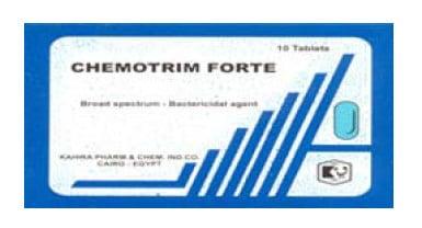 صورة,دواء,علاج, عبوة, كيموتريم فورت , Chemotrim Forte