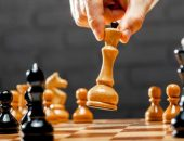 صورة , يد , لعبة الشطرنج