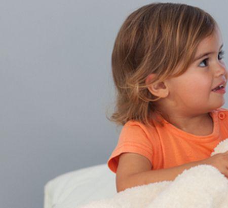 صورة , طفلة , التأتأة عند الأطفال