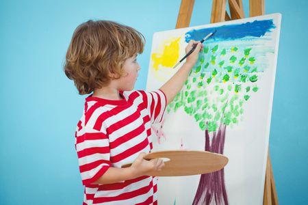 صورة , طفل , عقلية الطفل , الإبداع