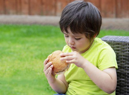 صورة , طفل , السمنة , البدانة , طعام