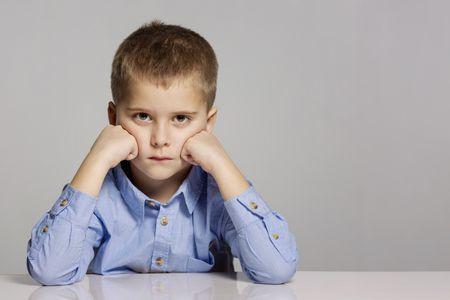صورة , طفل , الأمراض النفسية