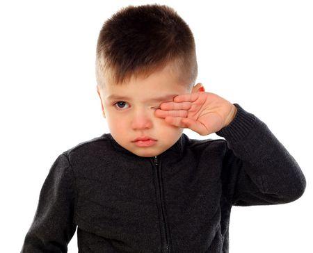 صورة , طفل , الاضطرابات النفسية