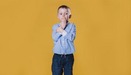 صورة , طفل , مرض الرهاب الاجتماعي