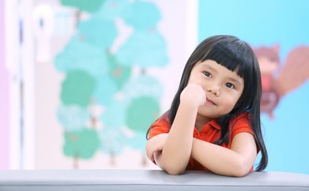 صورة , طفل , تأخر النطق