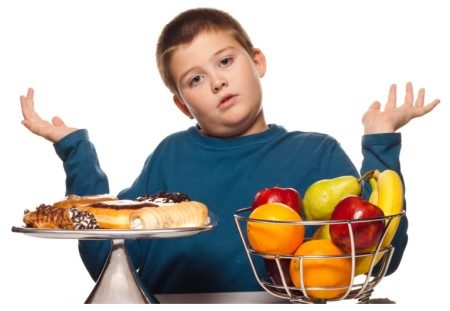سمنة الأطفال ، غاء الطفل ، زيادة الوزن ، الوزن الزائد