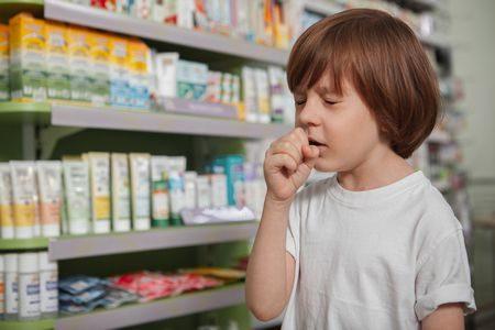 حساسية الصدر عند الأطفال , أسباب حساسية الصدر , Children cough