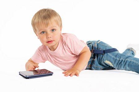 الإنترنت ولأطفال