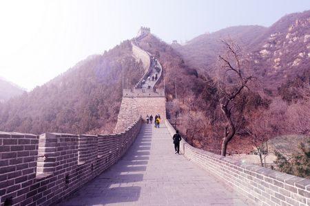 صورة , سور الصين العظيم , عجائب الصين , الوجهات السياحية