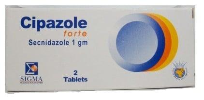 صورة,دواء,علاج, عبوة, سيبازول فورت , Cipazole Forte