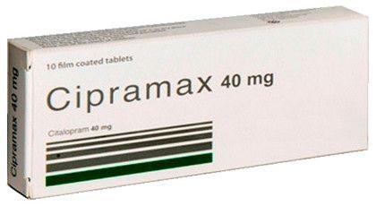 صورة,دواء,علاج, عبوة, سبراماكس , Cipramax