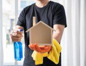 صورة , رجل , النظافة , الوسواس القهري