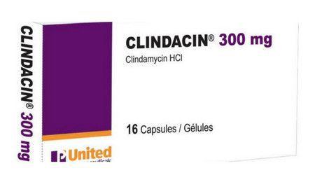 صورة , عبوة , دواء , كلينداسين , Clindacin