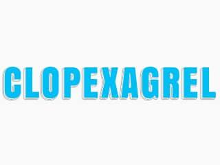 صورة , تصميم , كلوبكساجريل , Clopexagrel