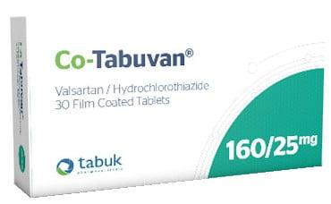 صورة,دواء, كوتابوفان, Co-Tabuvan
