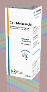 صورة,عبوة, كوترايموكسازول , Co-Trimoxazole