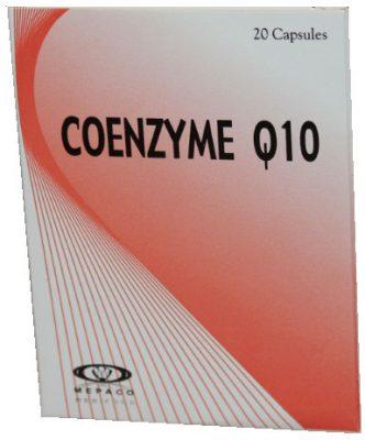 صورة,عبوة, كو إنزيم كيو ۱۰ ,كبسول, Co-enzyme Q10