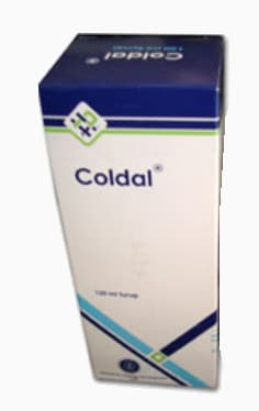 صورة,دواء,علاج, عبوة, كولدال , Coldal