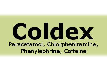 كولدكس ،دواء،علاج، Coldex