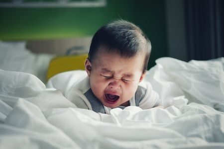 مغص الرضيع , Colic