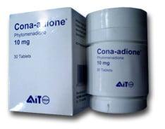 صورة , عبوة , دواء , كوناديون , Cona-adione