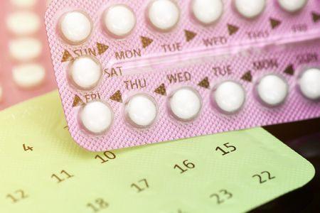 صورة , دواء , حبوب منع الحمل , منع الحمل