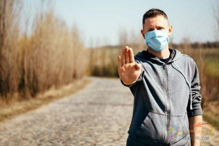 صورة لفيروس كورونا كورونا كوفيد-١٩ Coronavirus Image