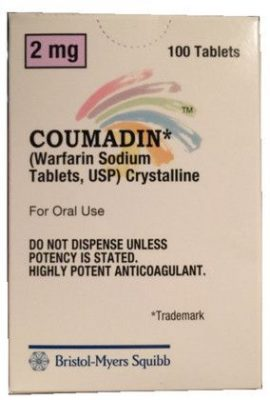 صورة,دواء,علاج, عبوة, كومادين , Coumadin