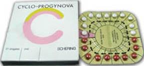 صورة , عبوة , دواء , سيكلو بروجينوفا , Cyclo-Progynova
