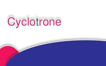 صورة,تصميبم, سيكلوترون, Cyclotrone