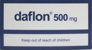 صورة, عبوة ,دافلون , Daflon