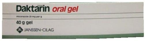 صورة, عبوة ,دكتارين, جل, Daktarin ,Oral Gel