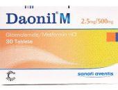 دواء داونيل م , صورة Daonil M